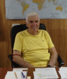 General Manager Melvin Alexander